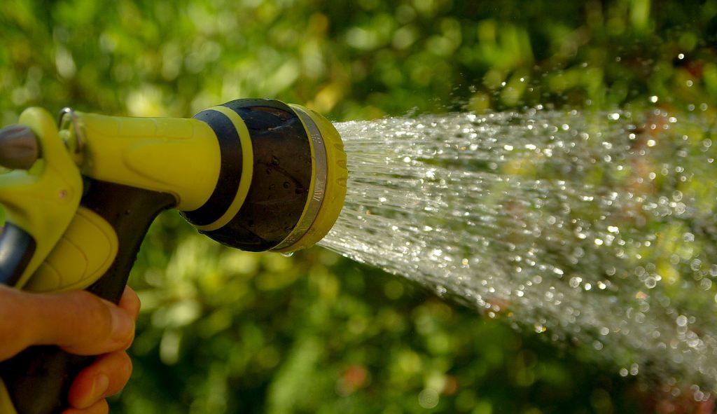 Un bon arrosage fait partie de l'entretien de votre jardin