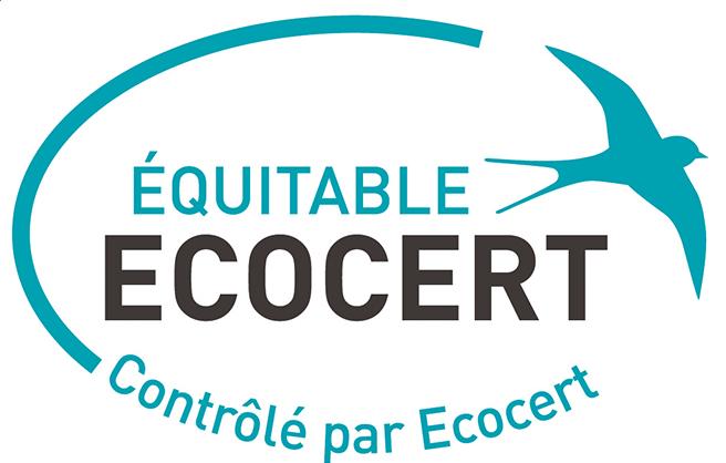 Le label Ecocert fait partie des lables du commerce équitable