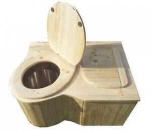 Toilette sèche : le principe